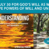Will and Understanding, two of the twelve spiritual powers in Unity.
