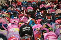 Annual Backpack / School Supplies Drive