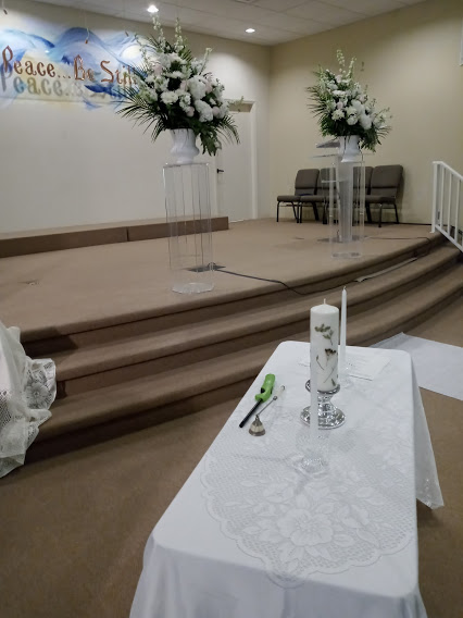 Unity of Palm Harbor Sanctuary Wedding